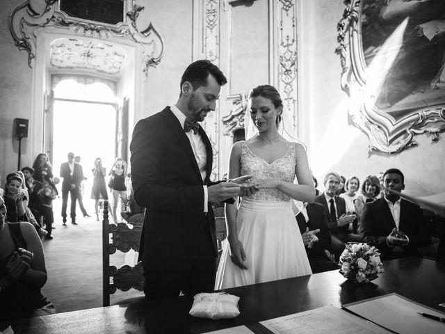 Il matrimonio di Mat e Giuly a Pavia, Pavia 48