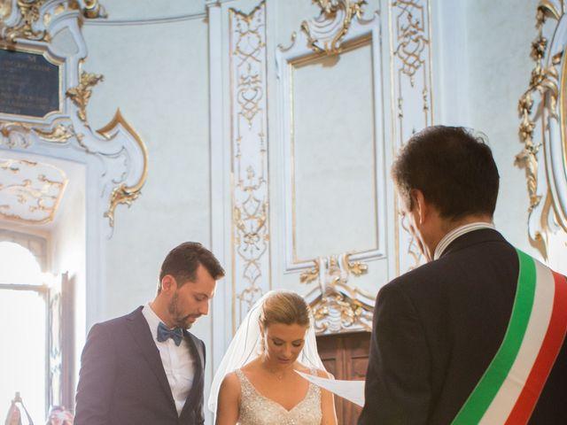 Il matrimonio di Mat e Giuly a Pavia, Pavia 49