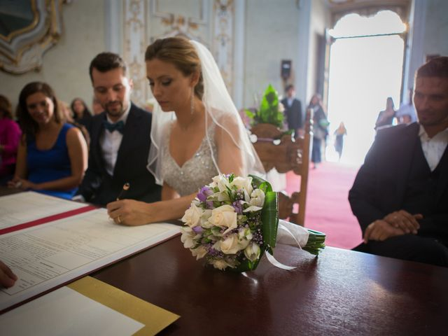 Il matrimonio di Mat e Giuly a Pavia, Pavia 54