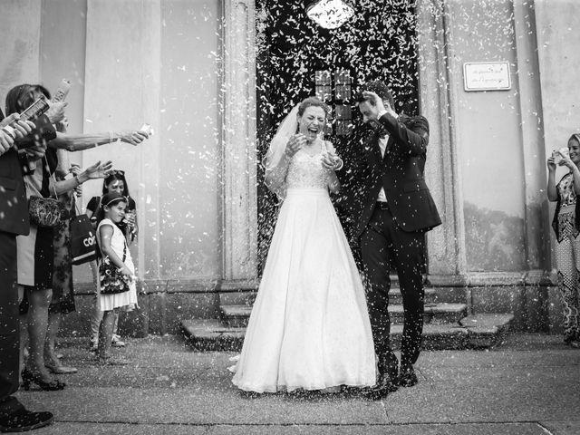 Il matrimonio di Mat e Giuly a Pavia, Pavia 58