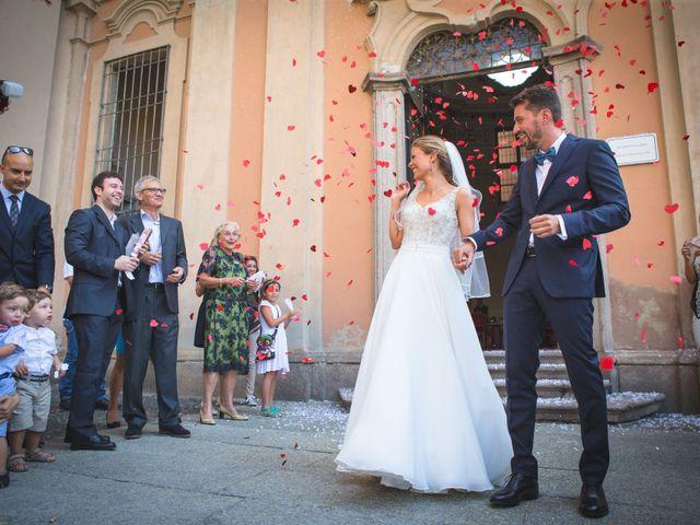 Il matrimonio di Mat e Giuly a Pavia, Pavia 60
