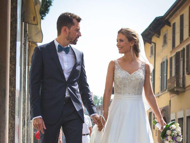 Il matrimonio di Mat e Giuly a Pavia, Pavia 68