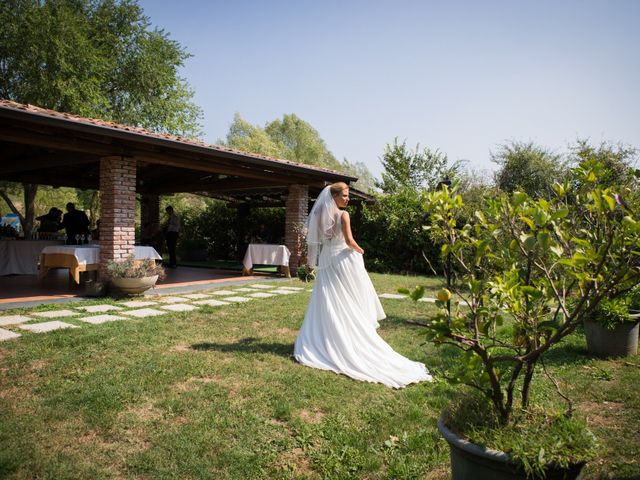 Il matrimonio di Mat e Giuly a Pavia, Pavia 73
