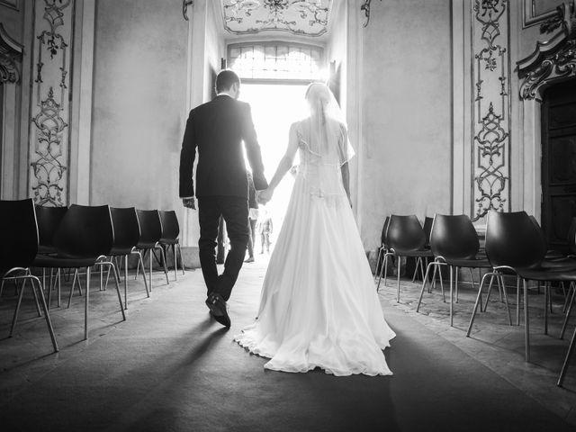 Il matrimonio di Mat e Giuly a Pavia, Pavia 56