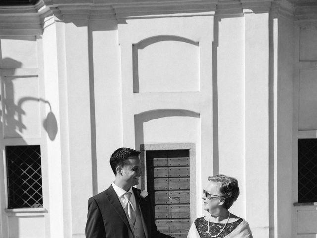 Il matrimonio di Cesare e Elisa a Solaro, Milano 15