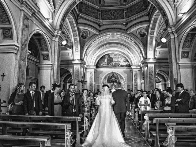 Il matrimonio di Cesare e Elisa a Solaro, Milano 18