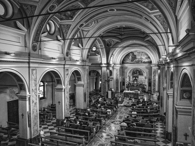 Il matrimonio di Cesare e Elisa a Solaro, Milano 21