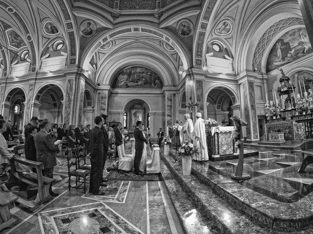 Il matrimonio di Cesare e Elisa a Solaro, Milano 28