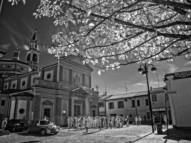 Il matrimonio di Cesare e Elisa a Solaro, Milano 37
