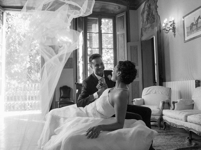 Il matrimonio di Cesare e Elisa a Solaro, Milano 42