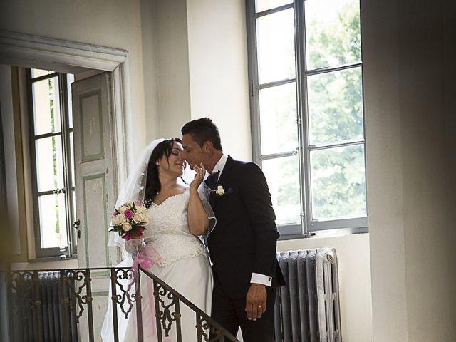 Il matrimonio di Andrea e Stefania a Piacenza, Piacenza 12