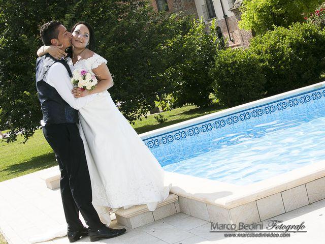 Il matrimonio di Andrea e Stefania a Piacenza, Piacenza 17