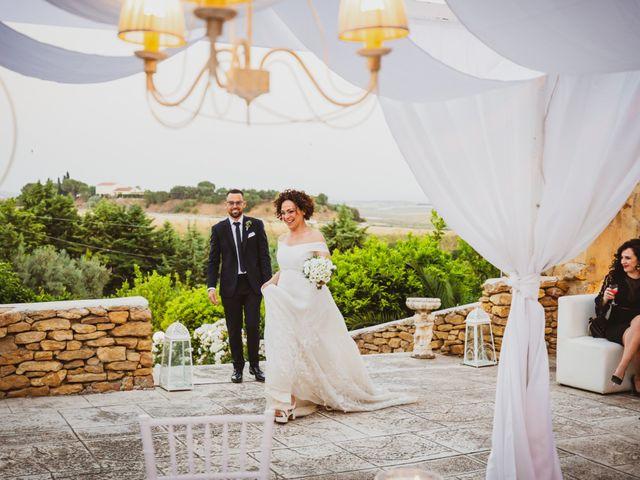 Il matrimonio di Antonio e Rossella a Canicattì, Agrigento 16