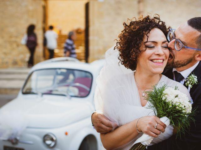 Il matrimonio di Antonio e Rossella a Canicattì, Agrigento 13