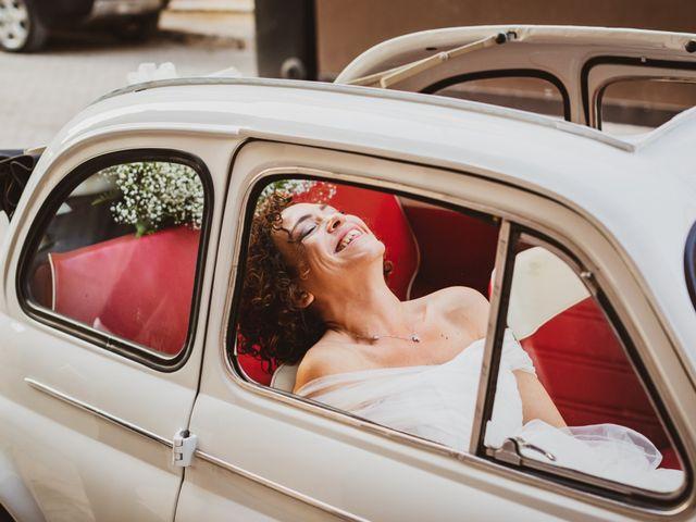 Il matrimonio di Antonio e Rossella a Canicattì, Agrigento 14