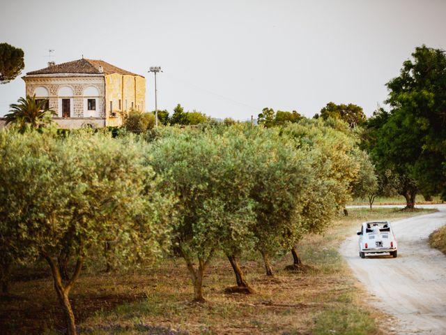 Il matrimonio di Antonio e Rossella a Canicattì, Agrigento 15