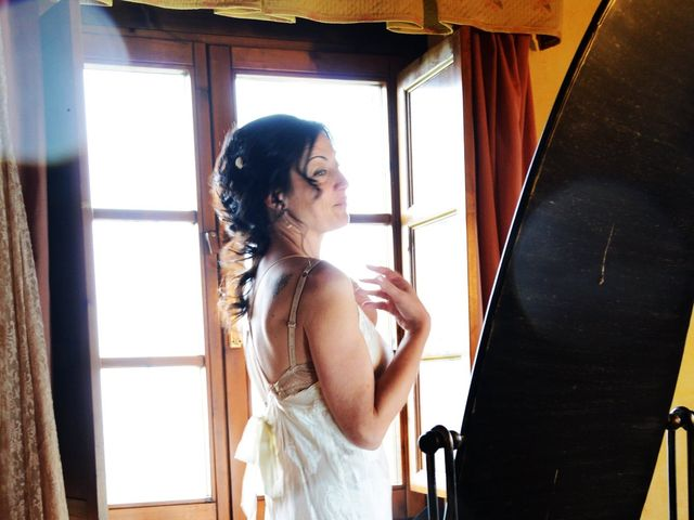 Il matrimonio di Juan e Cinzia a Sarteano, Siena 5