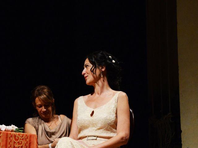 Il matrimonio di Juan e Cinzia a Sarteano, Siena 10