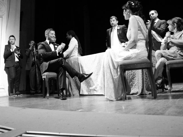 Il matrimonio di Juan e Cinzia a Sarteano, Siena 11