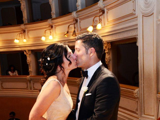 Il matrimonio di Juan e Cinzia a Sarteano, Siena 12