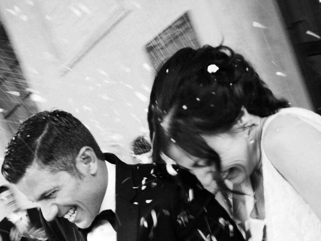 Il matrimonio di Juan e Cinzia a Sarteano, Siena 17