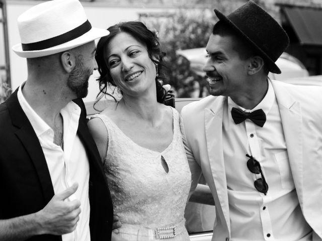 Il matrimonio di Juan e Cinzia a Sarteano, Siena 20