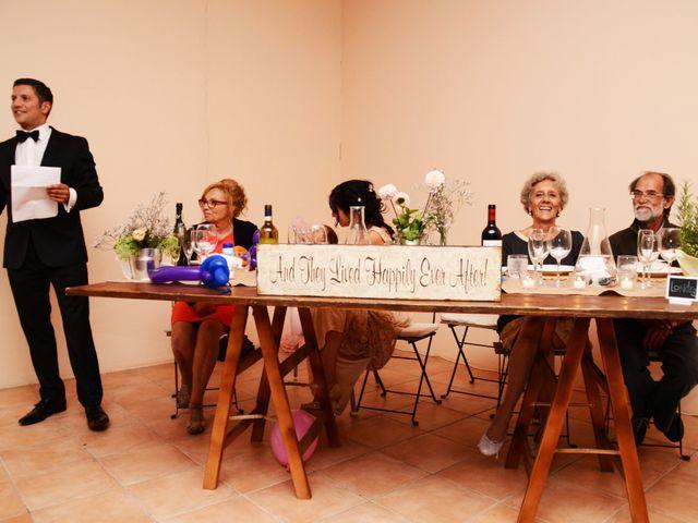 Il matrimonio di Juan e Cinzia a Sarteano, Siena 28