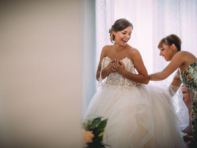 Il matrimonio di Romolo e Aleksandra a Palinuro, Salerno 4