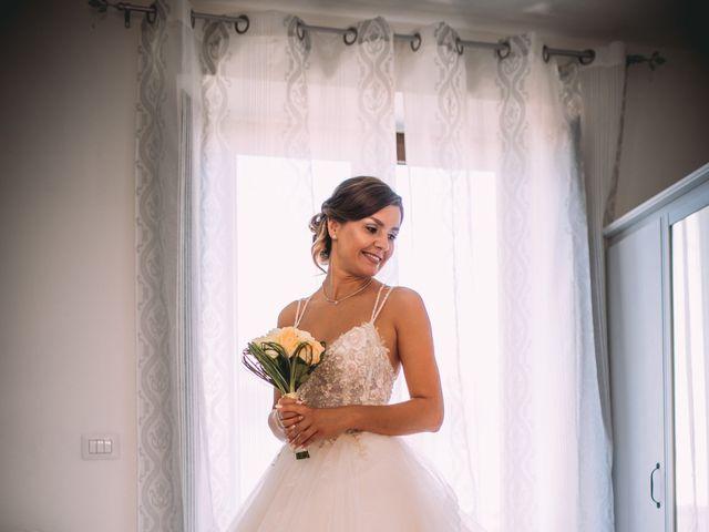 Il matrimonio di Romolo e Aleksandra a Palinuro, Salerno 10