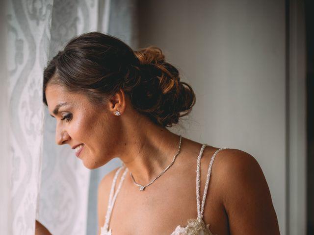 Il matrimonio di Romolo e Aleksandra a Palinuro, Salerno 11