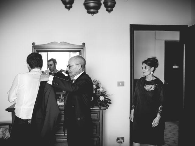 Il matrimonio di Romolo e Aleksandra a Palinuro, Salerno 14