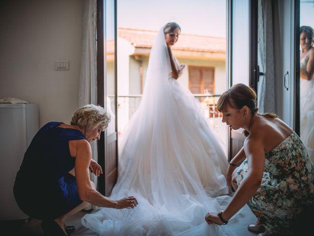 Il matrimonio di Romolo e Aleksandra a Palinuro, Salerno 15