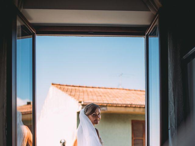 Il matrimonio di Romolo e Aleksandra a Palinuro, Salerno 16