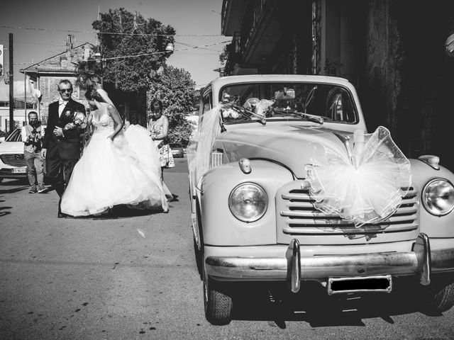 Il matrimonio di Romolo e Aleksandra a Palinuro, Salerno 18