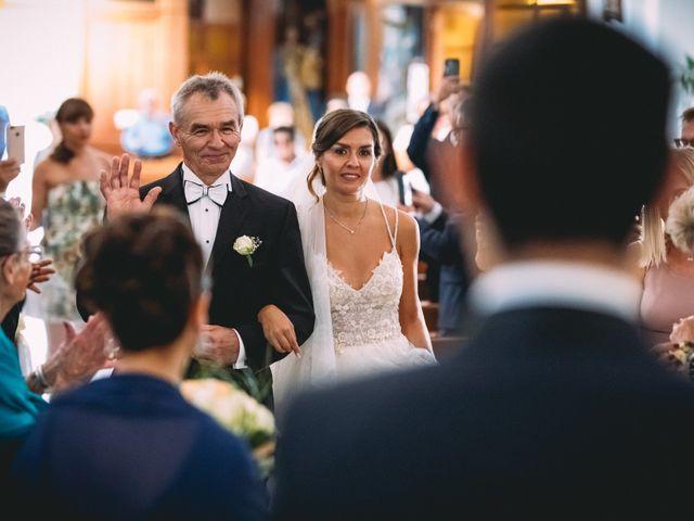 Il matrimonio di Romolo e Aleksandra a Palinuro, Salerno 22