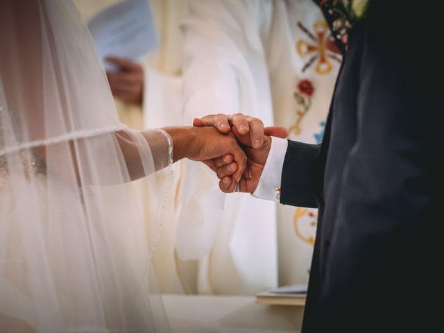 Il matrimonio di Romolo e Aleksandra a Palinuro, Salerno 23