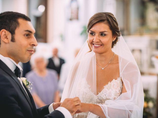 Il matrimonio di Romolo e Aleksandra a Palinuro, Salerno 24