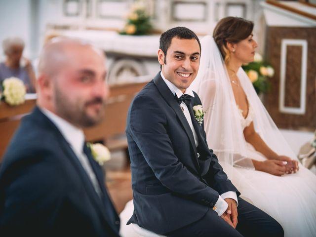 Il matrimonio di Romolo e Aleksandra a Palinuro, Salerno 25