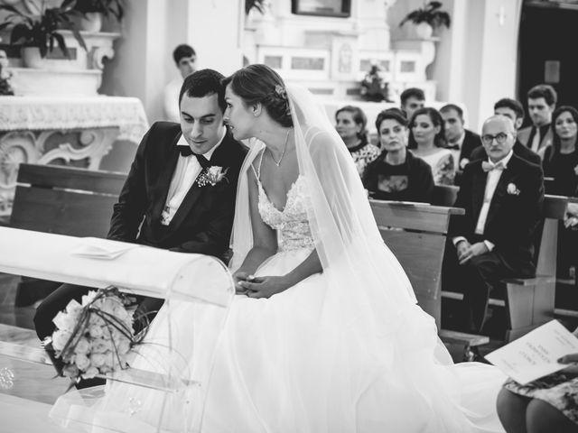 Il matrimonio di Romolo e Aleksandra a Palinuro, Salerno 26