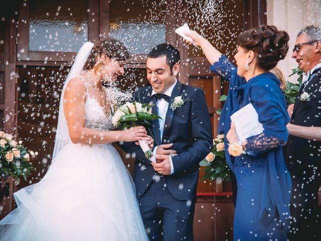Il matrimonio di Romolo e Aleksandra a Palinuro, Salerno 30