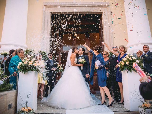 Il matrimonio di Romolo e Aleksandra a Palinuro, Salerno 31