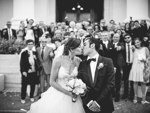 Il matrimonio di Romolo e Aleksandra a Palinuro, Salerno 32