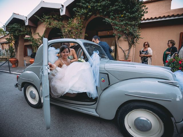 Il matrimonio di Romolo e Aleksandra a Palinuro, Salerno 34