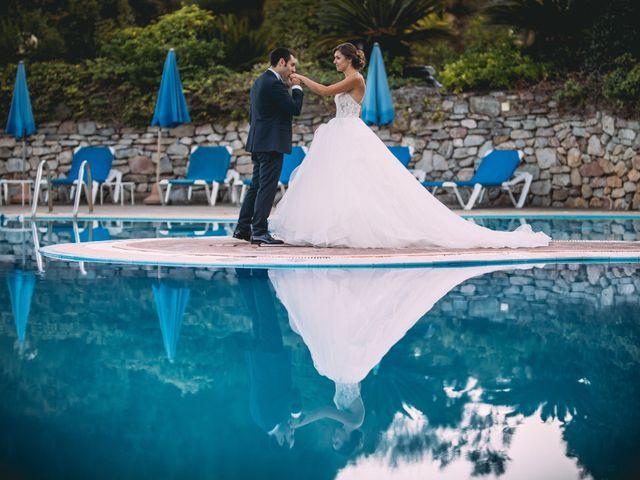 Il matrimonio di Romolo e Aleksandra a Palinuro, Salerno 37