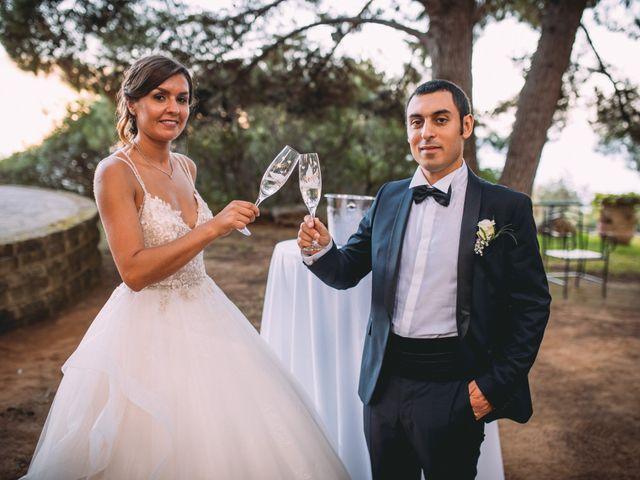 Il matrimonio di Romolo e Aleksandra a Palinuro, Salerno 38