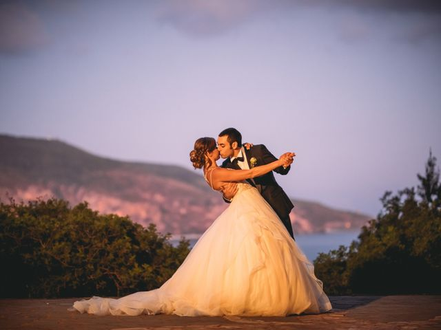 Le nozze di Aleksandra e Romolo