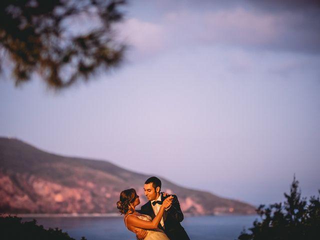 Il matrimonio di Romolo e Aleksandra a Palinuro, Salerno 41
