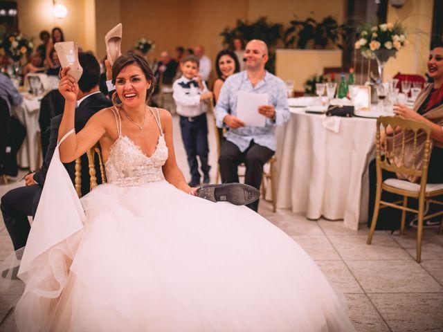 Il matrimonio di Romolo e Aleksandra a Palinuro, Salerno 43