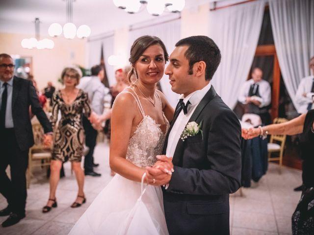 Il matrimonio di Romolo e Aleksandra a Palinuro, Salerno 45