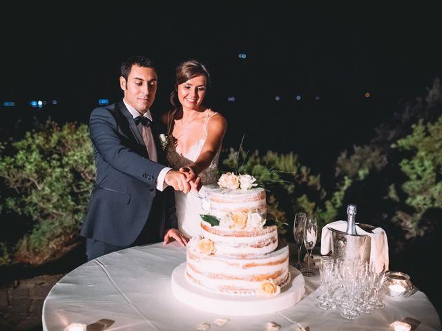Il matrimonio di Romolo e Aleksandra a Palinuro, Salerno 47